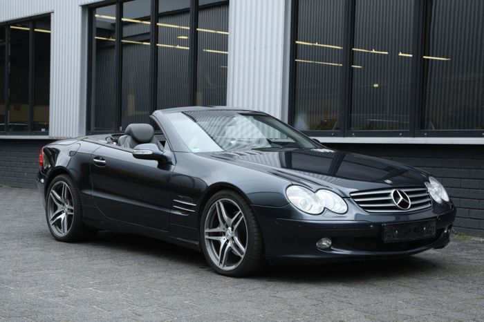 mercedes benz sl 500 2002 catawiki. Black Bedroom Furniture Sets. Home Design Ideas