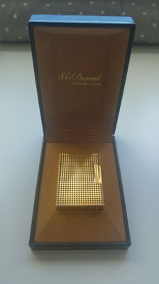 "S.T Dupont Lighter Line 1 ""Diamond Head"""