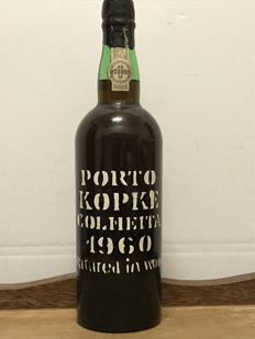 1960 Colheita Port Kopke - bottled in 1985