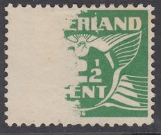 The Netherlands 1927 - Flying Pigeon - NVPH 174 with misprint