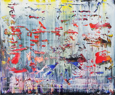 M.Weiss - Abstract Painting No. 471