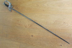 Old German epee