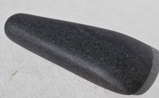 Neolithic polished stone axe - 130 mm