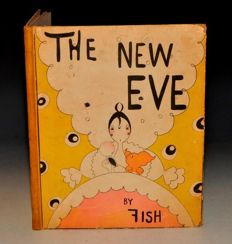 Anne Harriet Fish - The New Eve. Drawings by Fish, written and designed by Fowl - 1917
