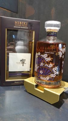 Hibiki Japanese Harmony Master's Select Limited Edition