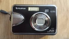 Fujifilm Finepix Digital Camera A370 5.2 Megapixel