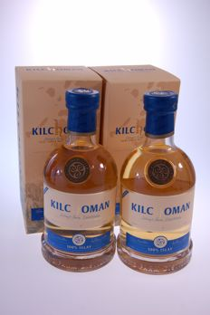 2 bottles - Kilchoman 100% Islay The 4th Edition