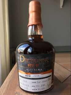 Dictador best of 1977 - 40 years old - Limited Release