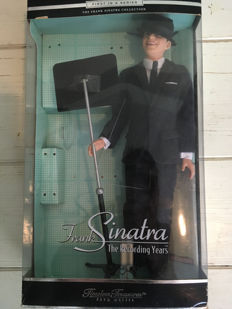 Frank Sinatra American Legend Collector Doll By Mattel