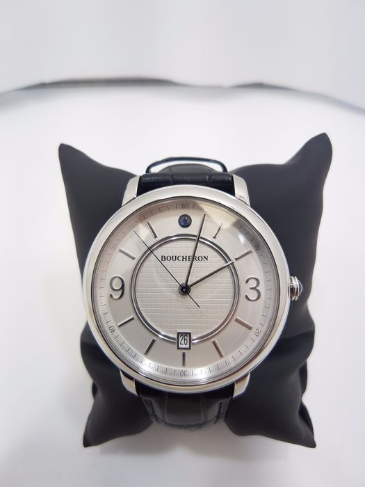 Boucheron Epure - Men's wristwatch - 2015