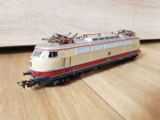 Märklin H0 - 3054 - E-locomotive TEE BR 103 of the DB