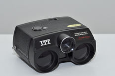 Very unique ITT BINOCULAR 110 camera 407