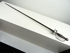 Epee, France, 18th century