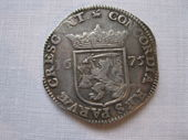 Check out our  Utrecht - Dutch rijksdaalder 1675 with mintmark Lam Gods - silver