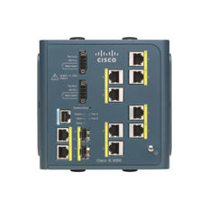 Cisco/IE-3000-8TC - Managed Switch 8 Ports & Expansion Module & Power Supply