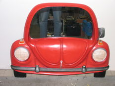 VOLKSWAGEN BEETLE mirror (red)