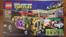 Teenage Mutant Ninja Turtles - 79104 - The Shellraiser Street Chase