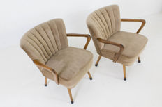 Designer unknown - Set of vintage armchairs