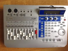 KORG D1200 - 12-track Multitrack Recorder (40GB) with USB