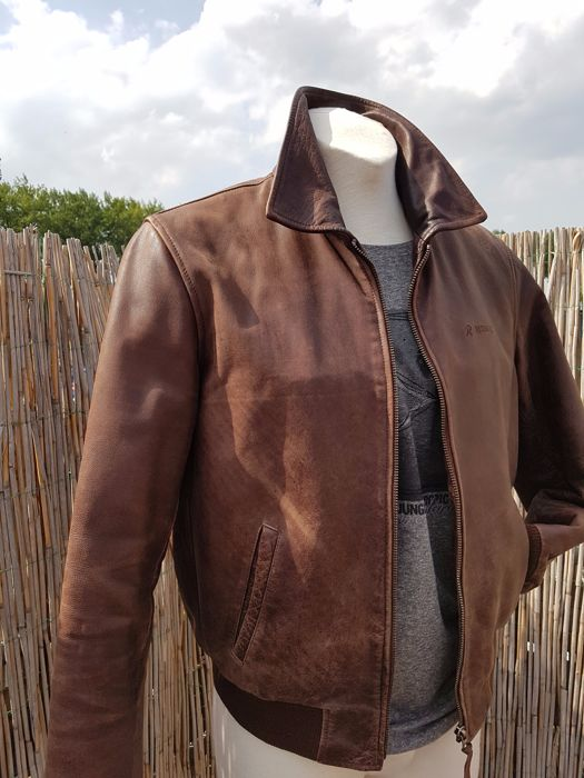 Redskins - leather jacket
