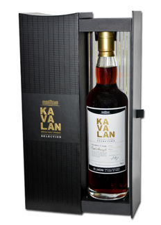 Kavalan Selection Sherry Cask Strength