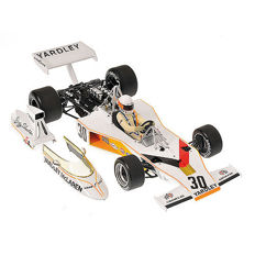 Minichamps - Scale 1/18 - McLaren Ford M23 J. Scheckter British GP 1973