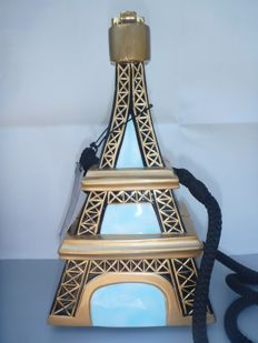 Timmy Woods – Eiffel tower bag handbag - limited rare a rarity