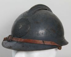 Slovak Adrian helmet 1918 model