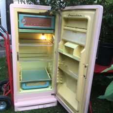 Frigidaire - authentic vintage fridge from the 50s (1957)