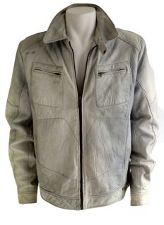 Scotch & Soda - leather jacket