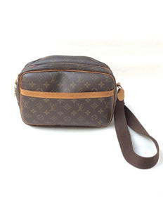 Louis Vuitton -  Monogram Shoulder Bag Reporter