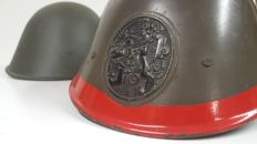 Dutch M34 helmets