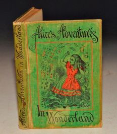 Lewis Carroll - Alice's Adventures in Wonderland - 1920