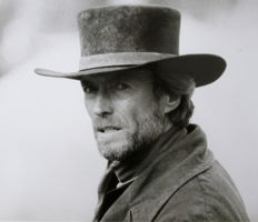 Unknown photographer/Warner Bros.-Clint Eastwood-' Pale Rider '-1985