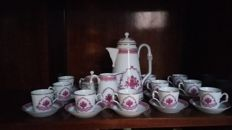 Heirich Germany - Noble vintage coffee service