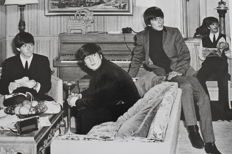 Unknown/United Artists/BBC - The Beatles - 'Hard days night' - 1964