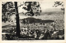 France approx. 300X - Various locations and sights / Tourist cards - period:1900/1940