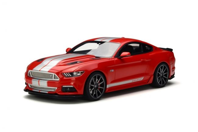 Gt Spirit Scale   Ford Mustang Shelby Gt Red