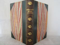 Mungo Park & John Barrow - Travels in the interior of Africa and In Southern Africa - 2 vols in 1 - 1815
