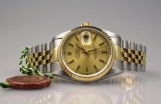 Rolex Oyster Perpetual Datejust 2010 | full set | 16233