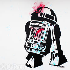 MR.BABES - Star Wars: R2-D2