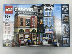 Modular Buildings - 10246 - Detective's Office