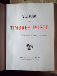 France 1900-1975 – Collection in Yvert & Tellier album