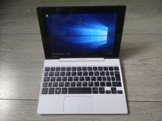 Toshiba Click Mini L9W-B notebook / tablet Hybrid - Atom Dualcore 1.33Ghz (1.83Ghz Turbo), 2GB RAM, 32GB SSD, IPS screen