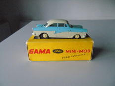 Gama - Scale 1/43 - Ford Taunus 17M No.901