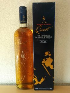 Johnnie Walker Quest Cask Conditioned Scotch Whisky
