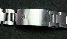 Rolex 19mm Oyster Steel Band Ref. 78350 End Link 557