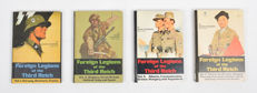 David Litllejohn - Complete set 'Foreign Legions of the Third Reich' - 1979/1987