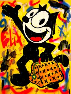 Camilla Mamedova - Felix the cat