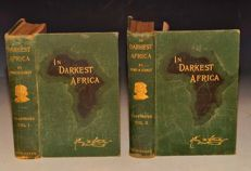 Henry M. Stanley - In darkest Africa - 2 volumes - 1890